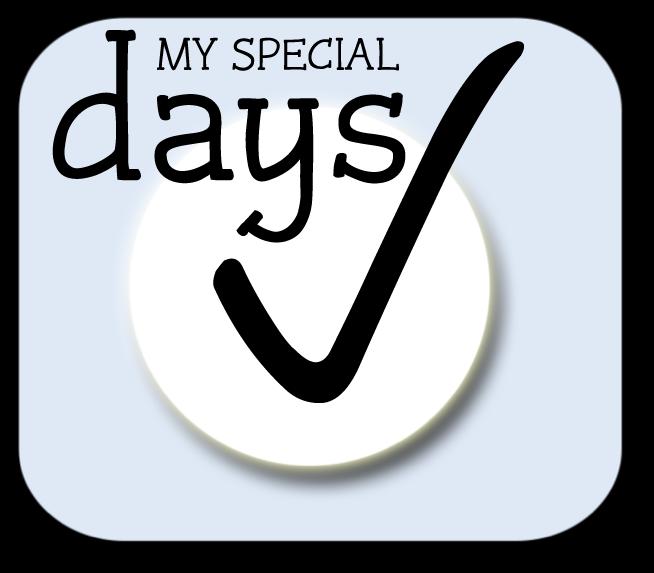 My Special Days
